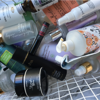 Spring Empties Blog Featured Image